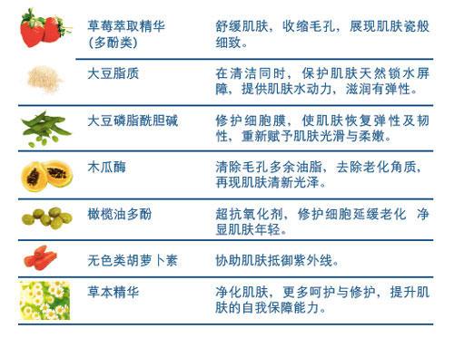 NU SKIN如新®荟萃善秀系列-营养护肤