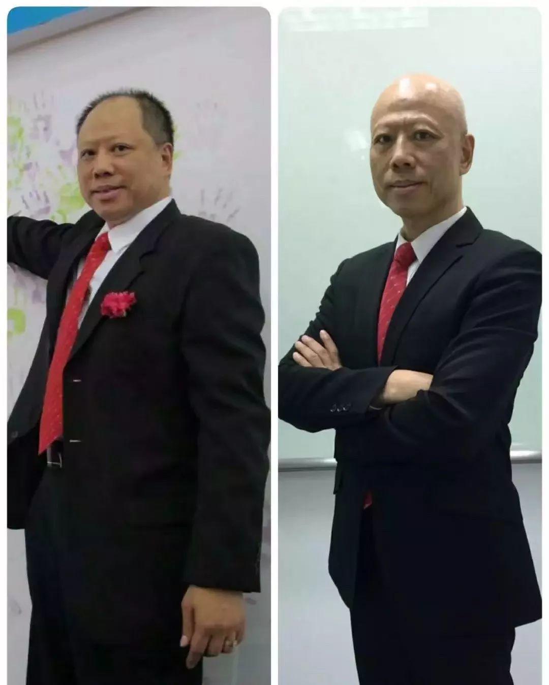 【每日一星】大叔变型男--连文伟