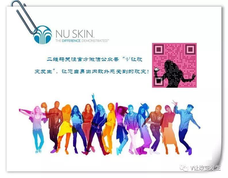 NU SKIN个人护理产品,各年龄段护理使用搭配指南!